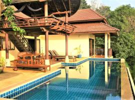 The Great Escape Villa, villa in Ko Lanta