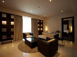 The Wheatbaker, отель в Лагосе