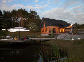 Anupro Villa, hotel in Trakai