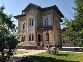 Albergo Villino Quintiliani, hotel a Pescasseroli