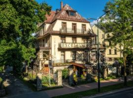 Willa Excelsior, budget hotel in Zakopane