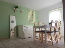Apartments Silver, hotel near Zrce Beach, Novalja