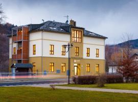 Hotel Valdes, hotel v destinaci Loučná nad Desnou