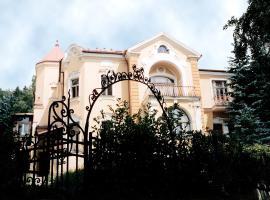 Villa Sonnenstrahl, prázdninový dům v destinaci Mariánské Lázně