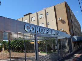 Hotel Concord, hotel in Campo Grande