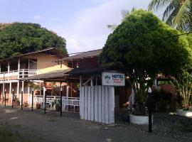 Hotel Palmas del Pacifico, hotel in Nuquí