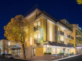 Hotel Montebello, hotel a Montecatini Terme