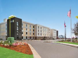 Home2 Suites By Hilton Oklahoma City Airport, hotel near Will Rogers World Airport - OKC, Oklahoma City