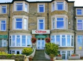 The Clifton, hotel in Morecambe