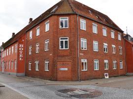 Hotel Harmonien, hotel i Haderslev