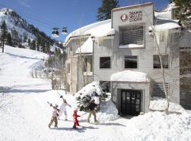 Squaw Valley Lodge, serviced apartment in Olympic Valley
