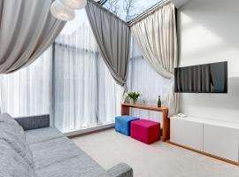 Villa 21 – obiekt B&B w mieście Sopot