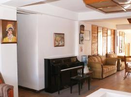 Hotel Symer, hotel en Chignahuapan