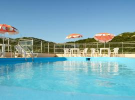 Joaquina Beach Hotel, hotel near The Lagoon's Holy Mother Immaculate Conception Sanctuary, Florianópolis