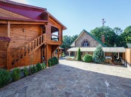 Guest house Gornyi Vozduh, family hotel in Guzeripl'
