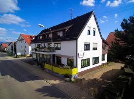 Hotel Rosengarten, Hotel in Schwäbisch Gmünd