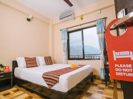 Hotel Ezen, отель в Покхаре