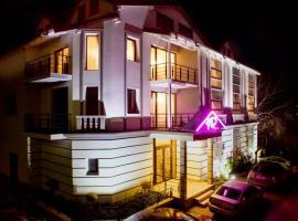 Romantic Boutique Hotel, hotel din Focşani
