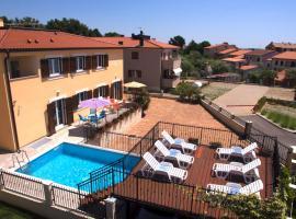 Villa Pineta, luxury hotel in Fažana