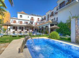 Pozo del Duque, מלון בסהרה דה לוס אטונס
