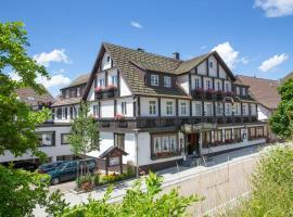 Hotel Hirsch, hotel in Baiersbronn