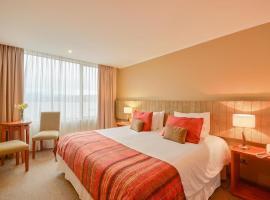 Hotel Terraza Suite, hotel en Villarrica