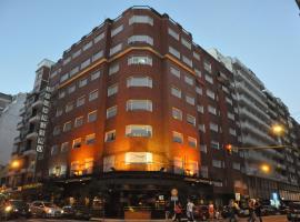 Argentino Hotel, hotel en Mar del Plata