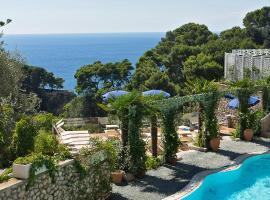 Hotel La Floridiana, hotel in Capri