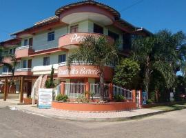 Pousada Mirante Dos Barcos, inn in Capão da Canoa