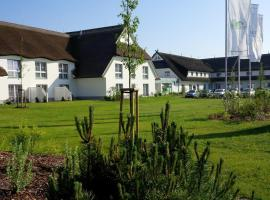 Friesenhof Hotel-Restaurant-Reitanlage, отель в городе Трассенхайде
