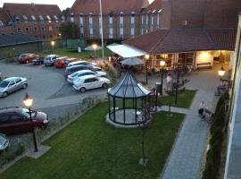 Danhostel Svendborg, hotel i Svendborg
