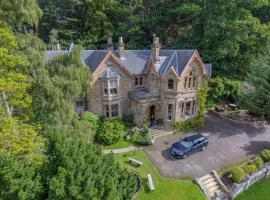 Cluny Bank Hotel, hotel near Elgin Cathedral, Forres