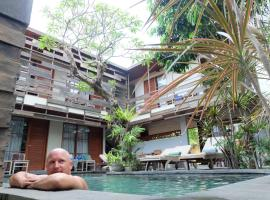 Semarandana Bedrooms and Pool, accessible hotel in Sanur