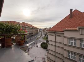 Apartmán Bubeneč, hotel a Praga