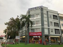 Hotel 99 Kota Kemuning, hotel in Shah Alam