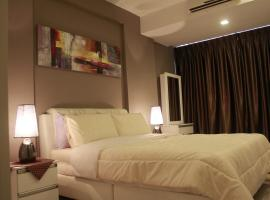 Cosy Modern Apartment, accessible hotel in Kota Kinabalu
