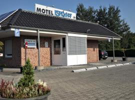Motel Espenhof, hotel near Munster Osnabruck International Airport - FMO,