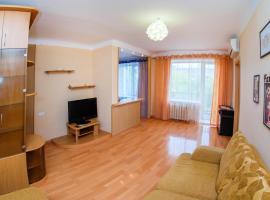 NSK-Kvartirka, Apartment Vatutina, 23, hotel in Novosibirsk