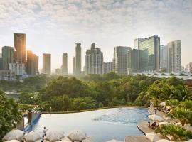 Mandarin Oriental, Kuala Lumpur, hotel in Kuala Lumpur