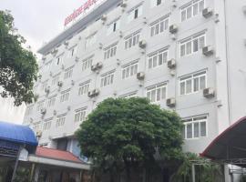 Trung Du Hotel, hotel in Vĩnh Yên