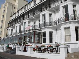 Glastonbury Hotel, hotel near Shinewater Park, Eastbourne