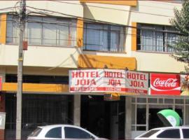 Hotel Joia, hotel in Cascavel