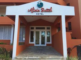 Hotel Alicia Beach, отель в городе Сосуа