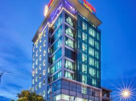 Amanda Hotel, khách sạn ở Ðồng Hới