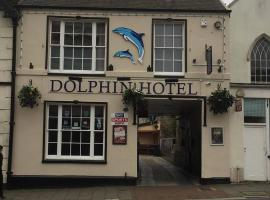 The Dolphin Hotel, hotel in Chard