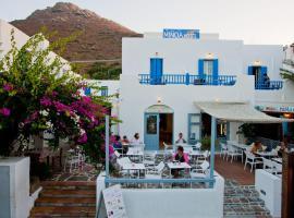Hotel Minoa, hotel in Katapola