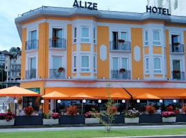 The Originals Boutique, Hôtel Alizé, Évian-les-Bains (Inter-Hotel), hôtel à Évian-les-Bains près de: Thermes de Thonon-les-Bains