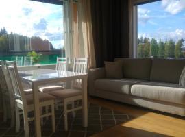 Pähkinäpuisto Apartments, huoneisto Tampereella
