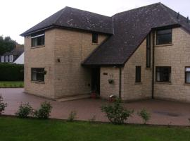 Conifer Lodge, accommodation in Oxford