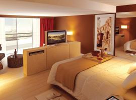 Los Incas Lima Hotel, hotel en Lima